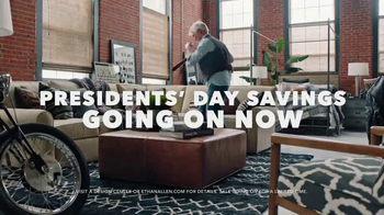 Ethan Allen TV Spot, 'Presidents Day Savings' - Thumbnail 8