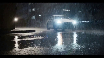 2016 Lexus IS 300 AWD TV Spot, 'Conquer the Weather' [T2] - Thumbnail 1