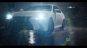 2016 Lexus IS 300 AWD TV Spot, 'Conquer the Weather' [T2] - Thumbnail 2