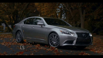 2016 Lexus IS 300 AWD TV Spot, 'Conquer the Weather' [T2] - Thumbnail 4
