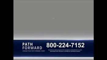 Path Forward TV Spot, 'One Step at a Time' - Thumbnail 1