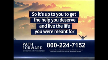 Path Forward TV Spot, 'One Step at a Time'