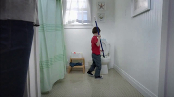 Clorox TV Spot, 'Bleach it Away: Toilet Water' - Thumbnail 3