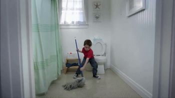 Clorox TV Spot, 'Bleach it Away: Toilet Water'