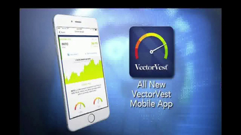 VectorVest Stock Advisory App TV Spot, 'Answers in the Palm of Your Hand' - Thumbnail 1