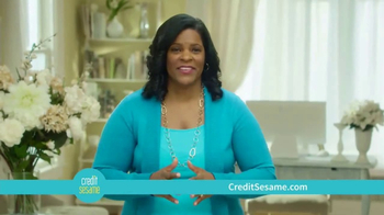 Credit Sesame TV Spot, 'Financial Goals' Featuring Lynnette Khalfani-Cox