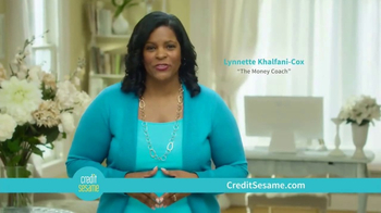 Credit Sesame TV Spot, 'Financial Goals' Featuring Lynnette Khalfani-Cox - Thumbnail 2