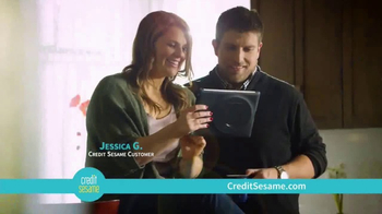 Credit Sesame TV Spot, 'Financial Goals' Featuring Lynnette Khalfani-Cox - Thumbnail 3