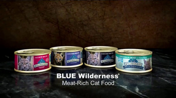 Blue Buffalo BLUE Wilderness Cat Food TV Spot, 'Lynx Hunger' - Thumbnail 10