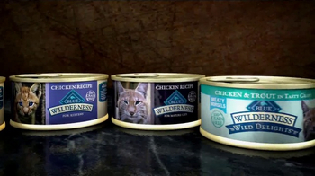 Blue Buffalo BLUE Wilderness Cat Food TV Spot, 'Lynx Hunger' - Thumbnail 9
