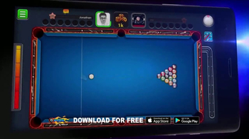 8 Ball Pool TV Spot, 'Turn Up the Heat'