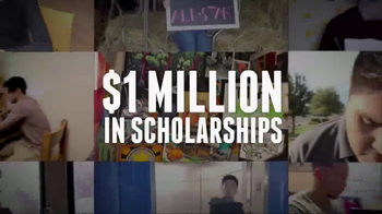 Taco Bell Foundation TV Spot, '2017 Liv Mas Scholarship: All-Star' - Thumbnail 7