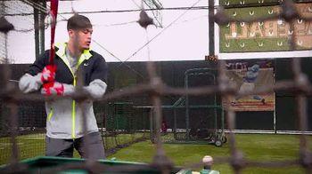 Major League Baseball TV Spot, 'Batting Cage' Featuring Giancarlo Stanton