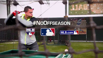 Major League Baseball TV Spot, 'Batting Cage' Featuring Giancarlo Stanton - Thumbnail 6