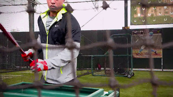 Major League Baseball TV Spot, 'Batting Cage' Featuring Giancarlo Stanton - Thumbnail 3