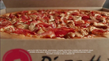 Pizza Hut TV Spot, 'Ion Television: Staying In Tonight?' - Thumbnail 4