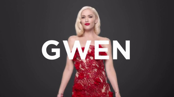 Revlon Super Lustrous Lipstick TV Spot, 'Make a Statement' Ft Gwen Stefani - Thumbnail 1