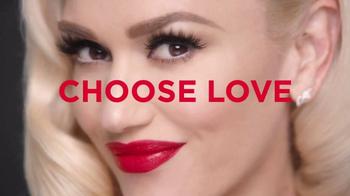 Revlon Super Lustrous Lipstick TV Spot, 'Make a Statement' Ft Gwen Stefani - Thumbnail 10