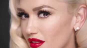 Revlon Super Lustrous Lipstick TV Spot, 'Make a Statement' Ft Gwen Stefani - Thumbnail 2