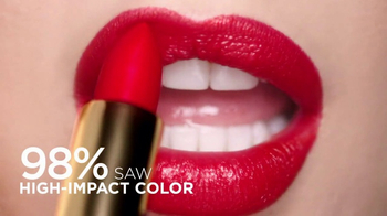 Revlon Super Lustrous Lipstick TV Spot, 'Make a Statement' Ft Gwen Stefani - Thumbnail 6