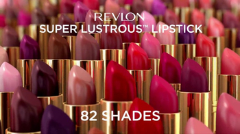 Revlon Super Lustrous Lipstick TV Spot, 'Make a Statement' Ft Gwen Stefani - Thumbnail 8
