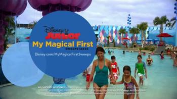 Disney Junior My Magical First Sweepstakes TV Spot, 'Endless Magic' - Thumbnail 6