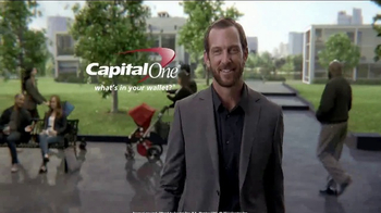 Capital One 360 Checking TV Spot, 'Five Minutes' Featuring Jeremy Brandt - Thumbnail 10