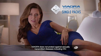 Viagra Single Packs TV Spot, 'Anniversary Night' - Thumbnail 9