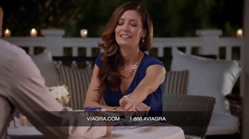Viagra Single Packs TV Spot, 'Anniversary Night' - Thumbnail 8