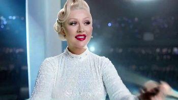 Oreo TV Spot, 'Dunk Challenge: Christina Aguilera's Balancing Act'