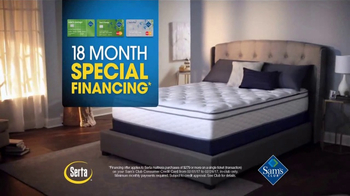 Sam's Club TV Spot, 'Serta Mattress Hot Buy' - Thumbnail 7