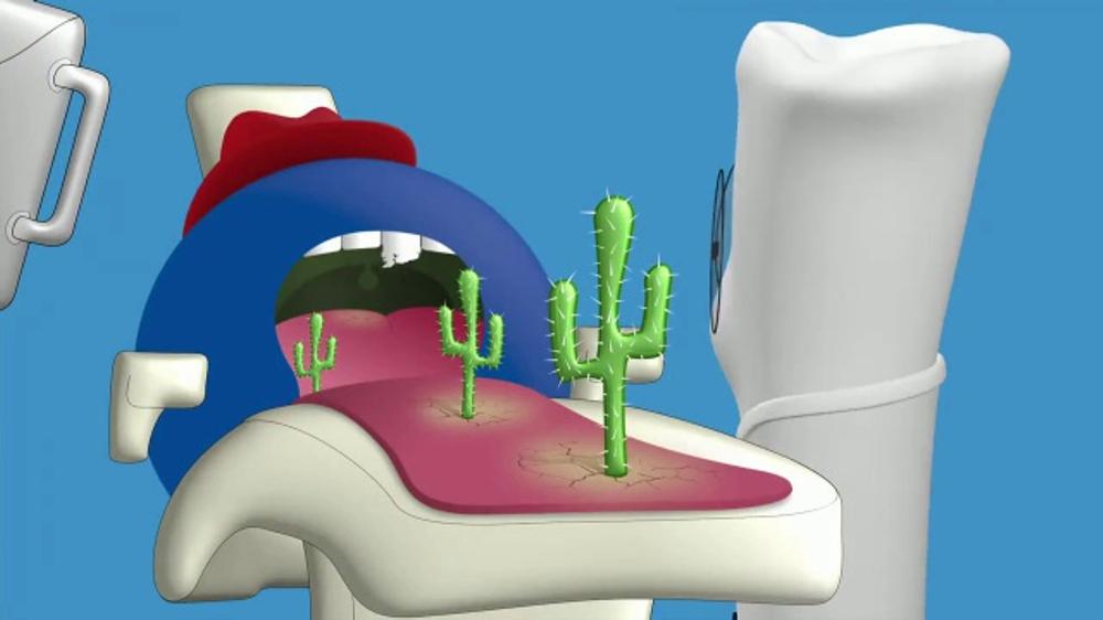Biotene TV Commercial, 'Cactus Mouth'