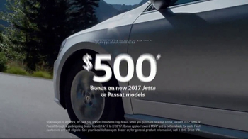 Volkswagen Presidents Day TV Spot, 'Road Trip in the Jetta' - Thumbnail 8