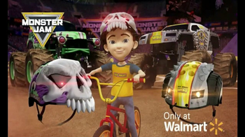 New Bright Monster Jam Helmets TV Spot, 'Become a Monster Jam Driver'