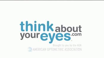 American Optometric Association TV Spot, 'Strongest Muscles' - Thumbnail 9