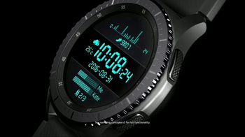 Samsung Gear S3 Frontier TV Spot, 'Leave Your Phone Behind' - Thumbnail 7