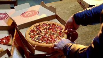 Pizza Hut $6.99 Any Pizza Deal TV Spot, 'FOX: Daytona 500 and Pizza' - Thumbnail 7