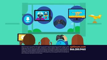 Optimum Triple Play TV Spot, 'Game, Stream and Chat' - Thumbnail 6