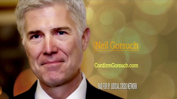 Judicial Crisis Network TV Spot, 'Gorsuch' - Thumbnail 10