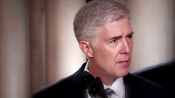 Judicial Crisis Network TV Spot, 'Gorsuch' - 39 commercial airings