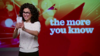 The More You Know TV Spot, 'Sprout: Digital Literacy' Ft. Carly Ciarrocchi - Thumbnail 9