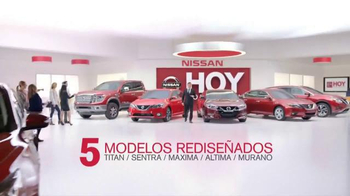 Nissan Hoy TV Spot, 'Hay mucho que ver' [Spanish] - 94 commercial airings