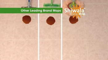 Shiwala Spray Mop TV Spot, 'Works Like Magic' - Thumbnail 2