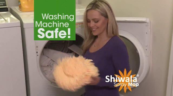 Shiwala Spray Mop TV Spot, 'Works Like Magic' - Thumbnail 3