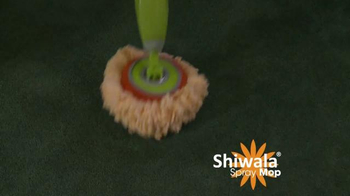 Shiwala Spray Mop TV Spot, 'Works Like Magic' - Thumbnail 5