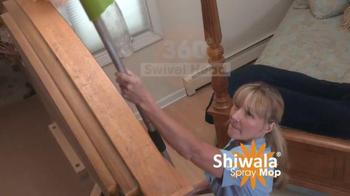 Shiwala Spray Mop TV Spot, 'Works Like Magic' - Thumbnail 6