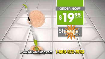 Shiwala Spray Mop TV Spot, 'Works Like Magic' - Thumbnail 8