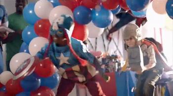 Party City TV Spot, 'Superhero Susan' - Thumbnail 5
