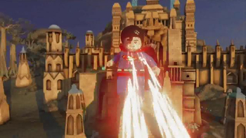 LEGO Dimensions TV Spot, 'Build It, Mash It, Solve It!'