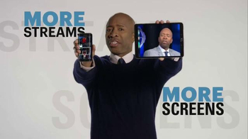 AT&T TV Spot, 'March Madness: More Streams' Featuring Kenny Smith - Thumbnail 2